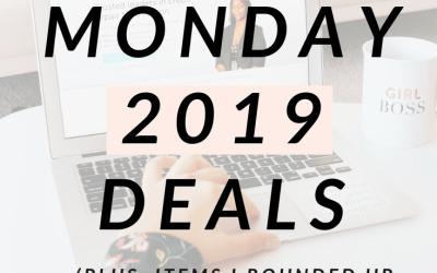 Cyber Monday Deals 2019 Under $100