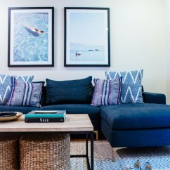 Charlie Sofa Interior Define Beach House How To Decorate A City Apartment Sequins And Stripes