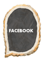 facebook wood sliver