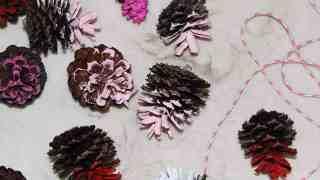 3 Last Minute DIY Valentine Garlands