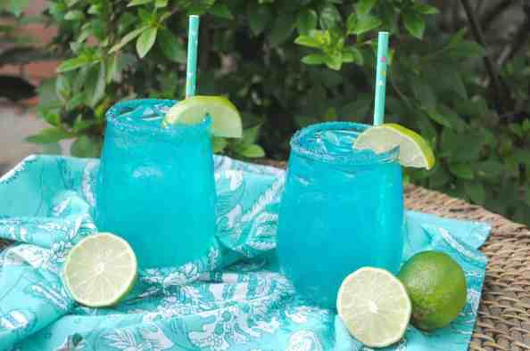 Blue coconut Marg. 2