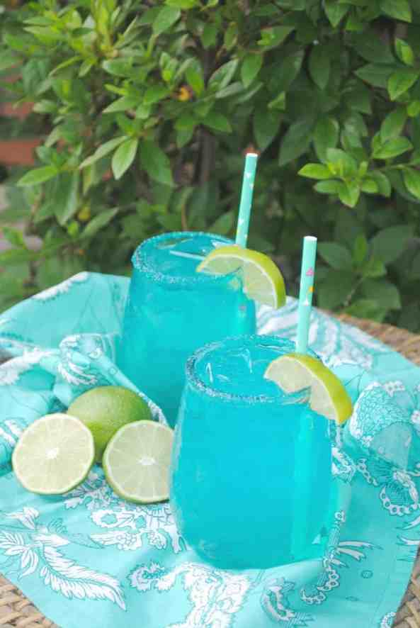Blue coconut Marg. 3