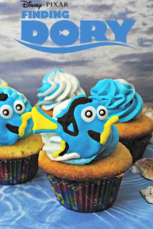 Dory Cupcakes 6-3