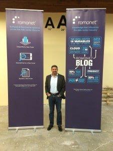 Romonet Banner Stand