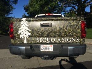 Sequoia Tailgate