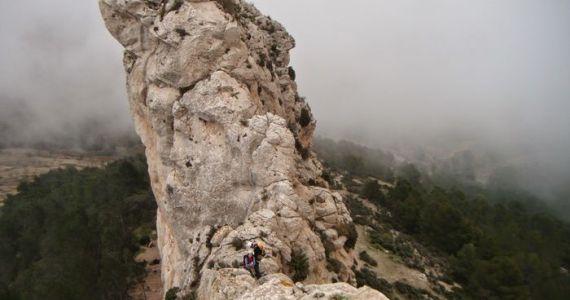 cresta Forada Alicante 4 SERAC COMPAÑÍA DE GUÍAS