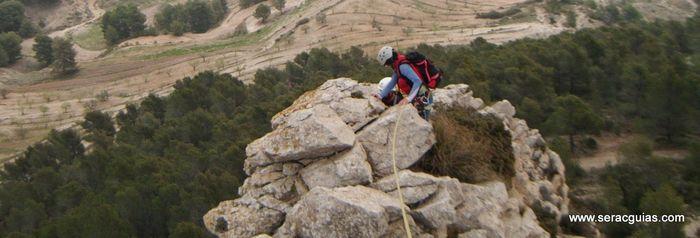 cresta Forada Alicante 5 SERAC COMPAÑÍA DE GUÍAS