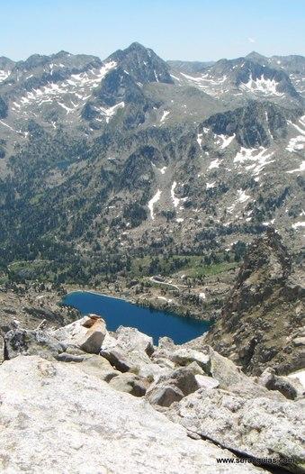 Cresta Amitges Saboredo Sageta Aiguestortes Pirineo 7 SERAC COMPAÑÍA DE GUÍAS