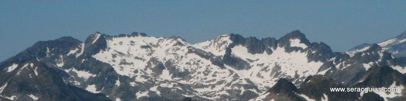 Cresta Amitges Saboredo Sageta Aiguestortes Pirineo 9 SERAC COMPAÑÍA DE GUÍAS