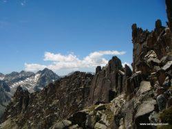Cresta Basiero Amitges Pirineo 11 SERAC COMPAÑÍA DE GUÍAS