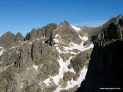 Cresta Basiero Amitges Pirineo 3 SERAC COMPAÑÍA DE GUÍAS