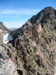 Cresta Basiero Amitges Pirineo 4 SERAC COMPAÑÍA DE GUÍAS
