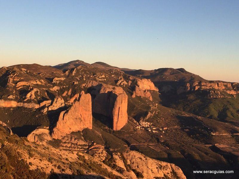 escalada Sendero Limite Rueba 8 SERAC COMPAÑÍA DE GUÍAS