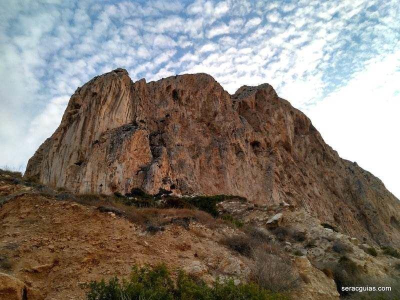 escalada Peñon Ifach 7 SERAC COMPAÑÍA DE GUÍAS