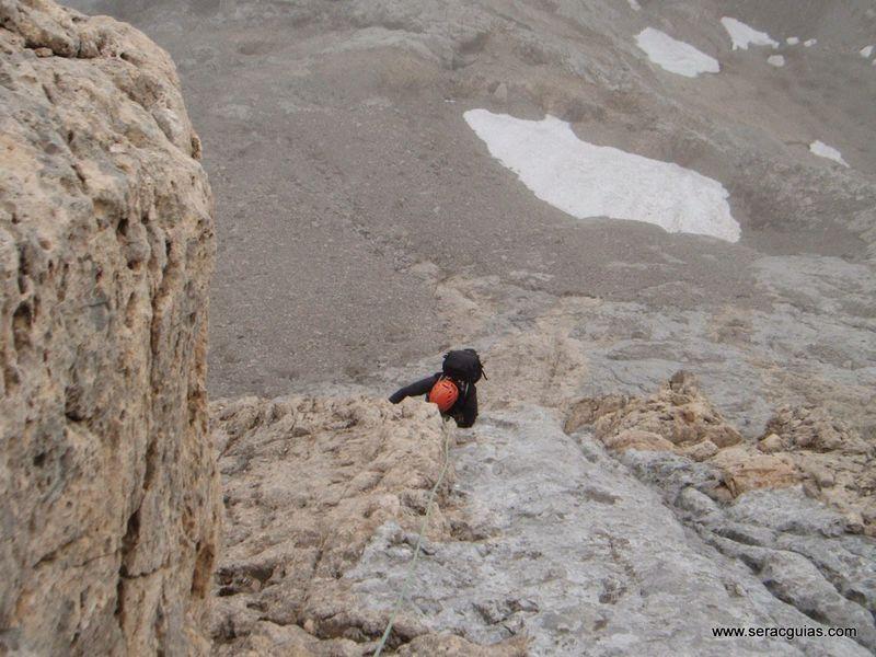 Espolon Rojizo 2 Santa Ana Picos de Europa SERAC COMPAÑÍA DE GUÍAS