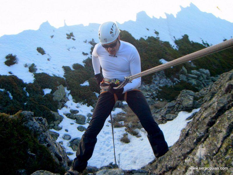 curso alpinismo 12 SERAC COMPAÑÍA DE GUÍAS