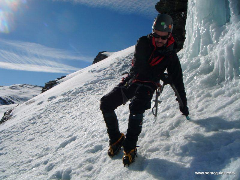 curso alpinismo 13 SERAC COMPAÑÍA DE GUÍAS