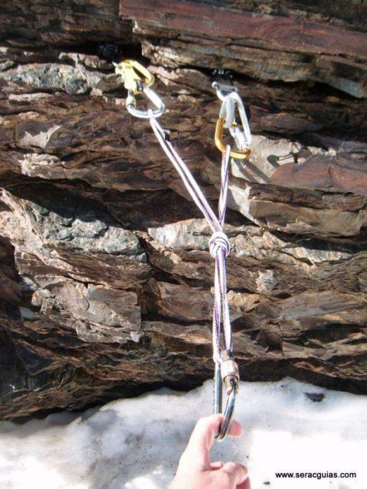 curso alpinismo 17 SERAC COMPAÑÍA DE GUÍAS