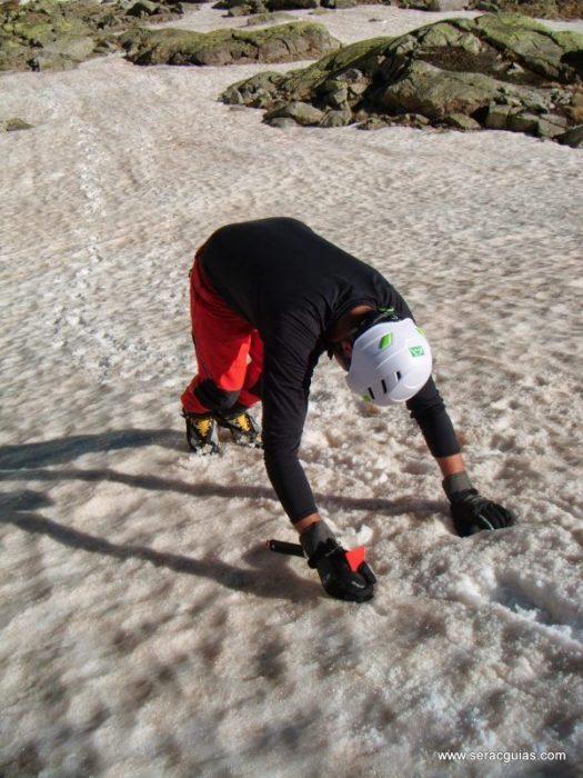 curso alpinismo 5 SERAC COMPAÑÍA DE GUÍAS