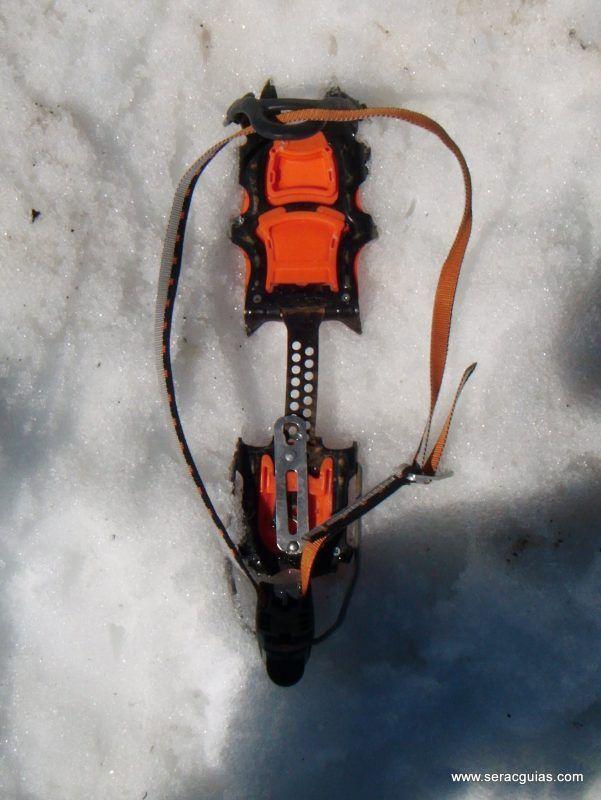 curso alpinismo 6 SERAC COMPAÑÍA DE GUÍAS