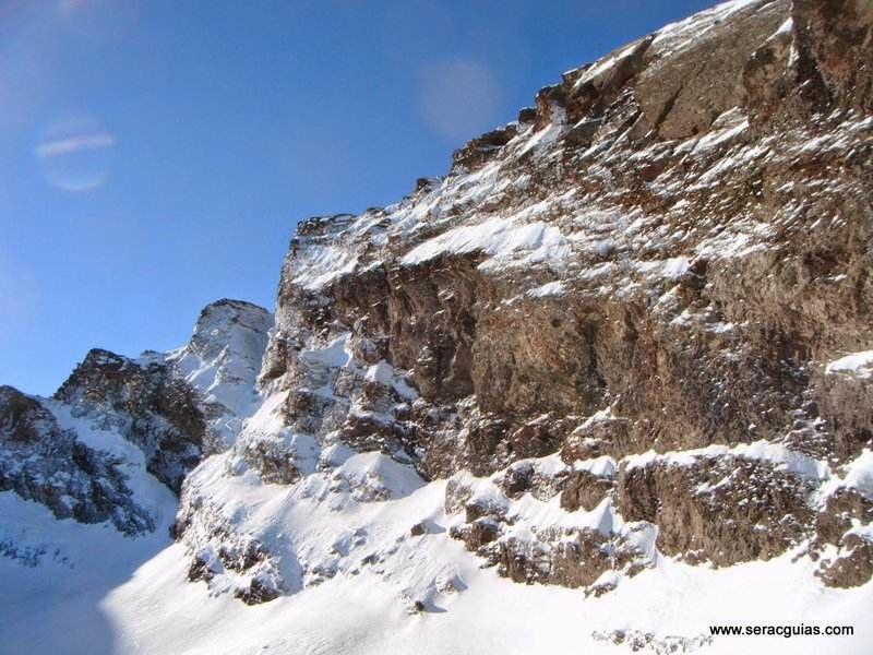 Norte Veleta Sierra Nevada 2 SERAC COMPAÑÍA DE GUÍAS