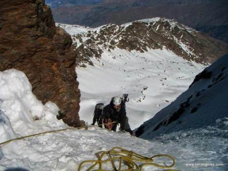 Norte Veleta Sierra Nevada 3 SERAC COMPAÑÍA DE GUÍAS