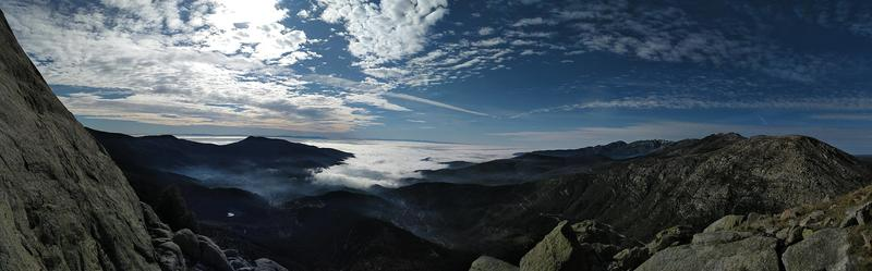 senderismo Puerto Pico Gredos SERAC COMPAÑÍA DE GUÍAS