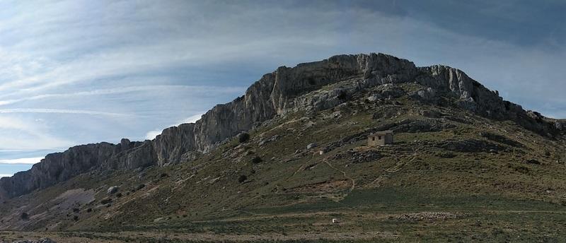 Mella Jaen Andalucia escalada SERAC COMPAÑÍA DE GUÍAS