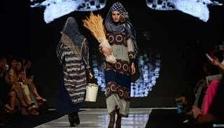 MasyaAllah, Tiga Desainer Jepang Akan Tampilkan Busana Muslimah dalam Ajang Japan Fashiom Week Organization