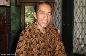 Jokowidodo-Presiden -Indonesia