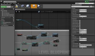 Level1 - Level Blueprint Editor 5_17_2016 9_45_03 AM