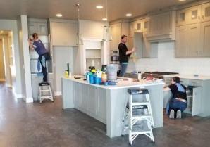 İnşaat sonrası ev temizliği