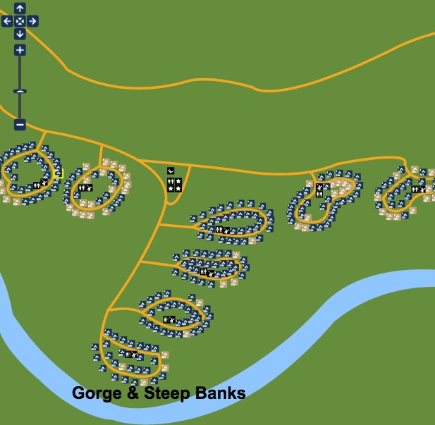 Gorge & Steep Banks