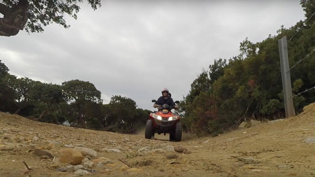 Sakız Adası ATV