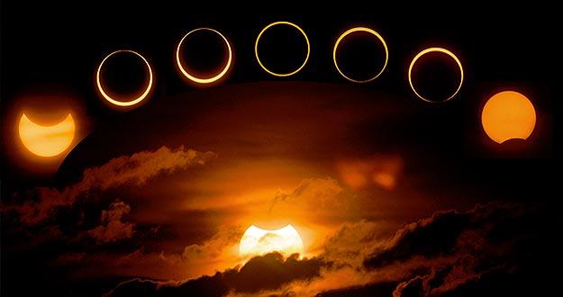 Eclipse Lunar Total Luna 20 – 21 de enero