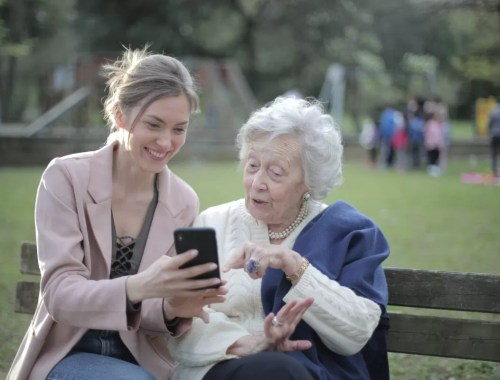 adultos mayores e internet