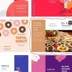 Template Brosur Di Canva