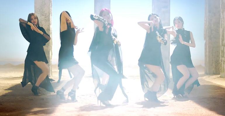 [MV/Lirik] (G)I-DLE Comeback Dengan Lagu HANN / 한(一) / ALONE