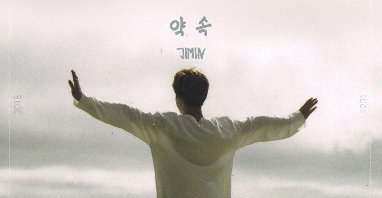[Audio/Lirik] Jimin BTS Buat Kejutan Dengan Rilis Lagu Promise (약속)