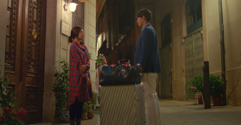 [MV/Lirik] LOCO & Yoo Sung Eun Rilis Lagu Star/Little Prince (별) Untuk OST Memories of the Alhambra
