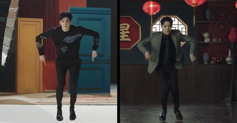 [MV/Lirik] Wooseok dan Kuan Lin Rilis Lagu I'm A Star (별짓)