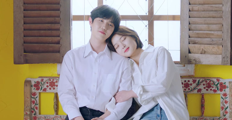 [MV/Lirik] Kim Jae Hwan Rilis Lagu Begin Again (안녕하세요)