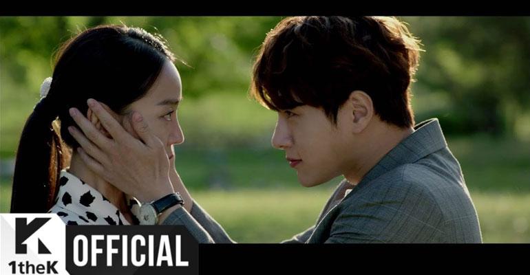 [MV/Lirik] Lee Moon Sae Rilis A Welcome Rain (단비, OST Angel's Last Mission: Love)
