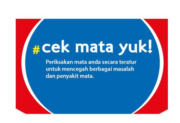 Kontes #MataSehatmu SMEC Jakarta
