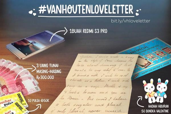 Van Houten Love Letter