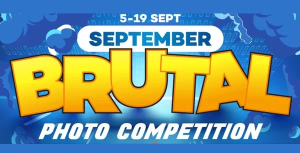 Brutal Photo Competition Shopee Berhadiah Nikon J5, Canon Powershot SX430, Instax, dll