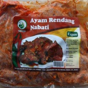 Ayam Rendang Nabati