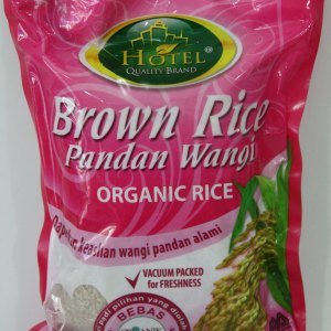 Brown Rice Organic Hotel
