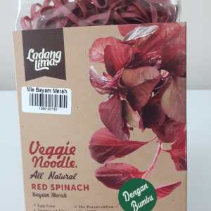 Veggie Noodle Red Spinach