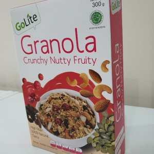 Granola Cruncy Nutty Fruits